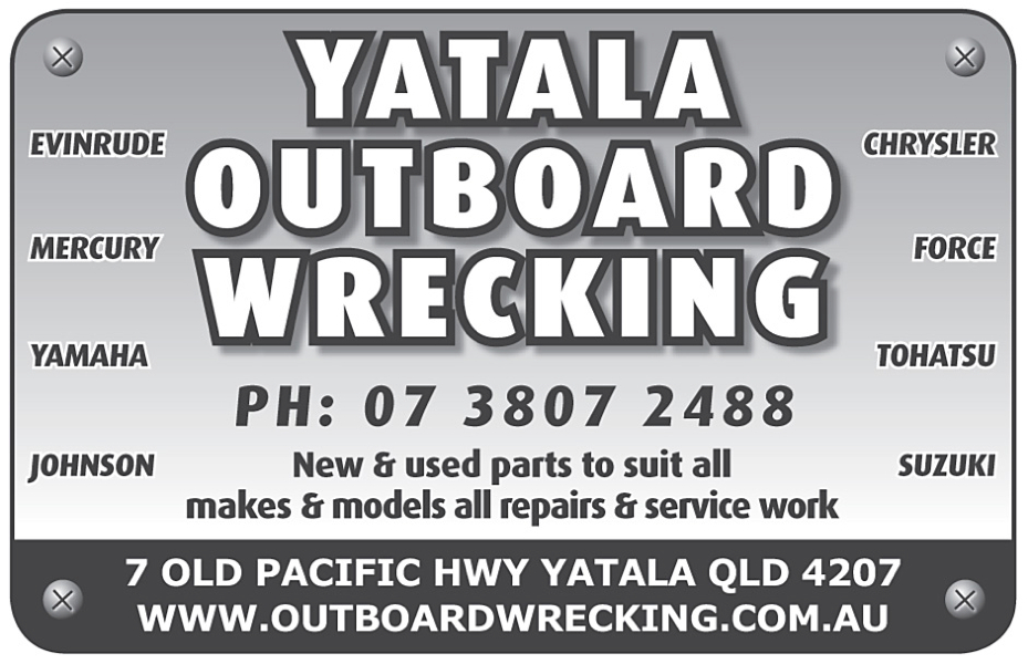 Yatala Outboard Wreckers