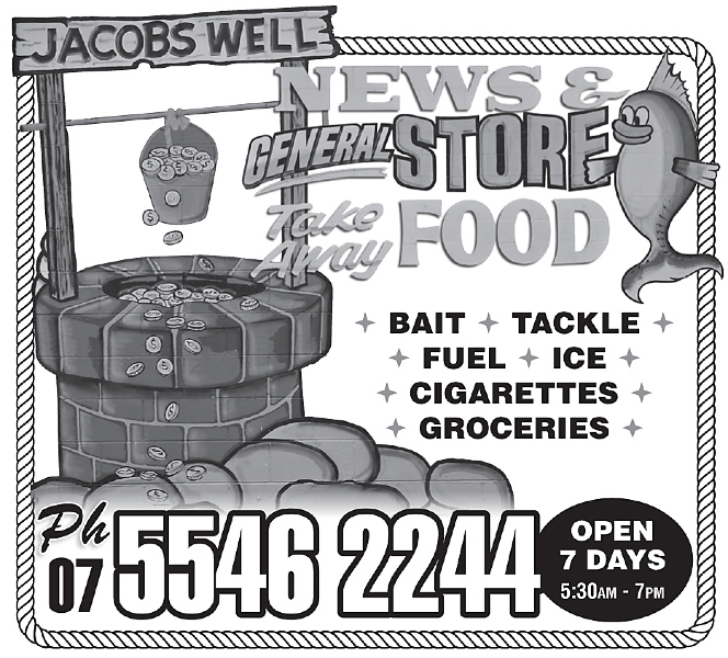 Jacobs Well News